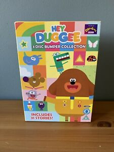 Hey Duggee: Bumper Collection (2015) DVD Box Set - 3 Disk / 31 Episodes