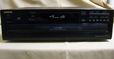 Onkyo DX-C340 CD Player 6 Compact Disc Changer CD CDr Playback 5 cd exchange