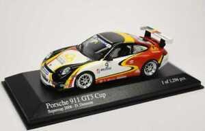 1:43 Porsche 911 GT3 Cup 997 Supercup 2006 Mühlner Ms Nr.9 Dermont - Minichamps