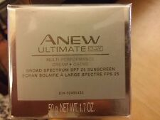 Avon ANEW Ultimate Day Multi-Performance Cream*Full Size*NEW SEALED BOX!
