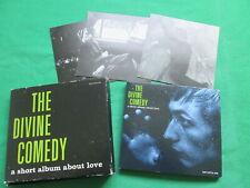 THE DIVINE COMEDY - A SHORT ALBUM ABOUT LOVE - 1990 SETANTA - CD