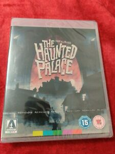 THE HAUNTED PALACE BLURAY ARROW VIDEO NEW SEALED SPECIAL EDITION EDGAR ALLAN POE
