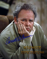 REPRINT - CARROLL O'CONNER ~ Autographed signed photo 8x10 ARCHIE BUNKER