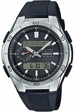 Casio WAVE CEPTOR WVA-M650-1AJF Wave Solar Men's Watch  From Japan