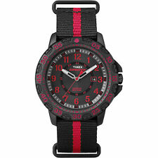 "Timex TW4B05500, Men's ""Expedition"" Black Nylon Watch, Scout, TW4B055009J"