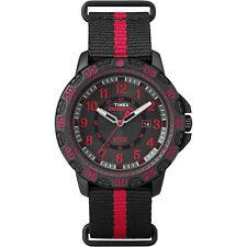 "Timex TW4B05500, Men's ""Expedition"" Black Nylon Watch, Scout, TW4B055009J"