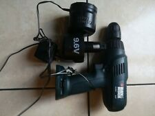 Black and decker drill 9.6 v
