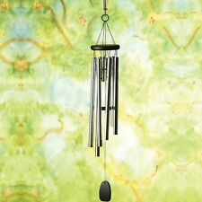 Classical Music Metal Wind Chimes - Pachelbel's Canon In D - Aluminum & Ash Wood