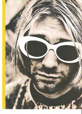 """NIRVANA  cheap sunglasses magazine PHOTO / mini Poster 11x8"""""""