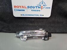 Genuine Volvo S60 S80 V60 Passenger Mirror Turn Indicator Lens OE OEM 31402416