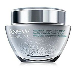 Anew Clinical Overnight Hydration Mask  - NIB - Factory Sealed