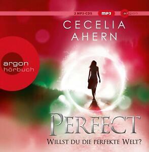 Perfect - Willst du die perfekte Welt? von Cecelia Ahern Hörbuch