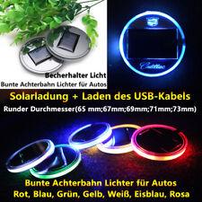 1 Stück Sonnenatmosphäre Licht Cadillac geändertes Zubehör Autozubehör Autoteile