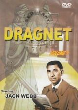 DRAGNET VOLUME 1 (DVD) Jack Webb WORLDWIDE SHIP AVAIL!