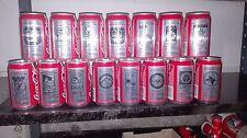 Lattine Coca Cola Olimpiadi invernali 1992