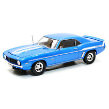 Highway 61 18001 1969 Yenko Camaro Blue Fast & Furious Movie 1:18 Scale Diecast