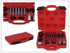 Lichtmaschine Wechsel Steckschlüssel Kfz Werkzeug Set  Bosch VW Audi BMW Ford TP