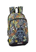 Star Wars GALAXY Backpack Rucksack Travel School Bag Storm Trooper Slim Fit 39cm