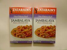 2X Zatarains's Jambalaya Pasta Dinner Mix 6.7 oz ea. - Discontinued by McCormick