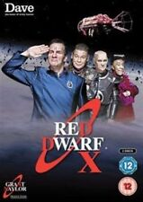 Red Dwarf X 5014138607180 With Chris Barrie DVD Region 2