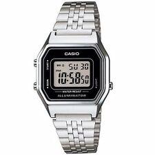 Casio Stainless Steel Strap Wristwatches