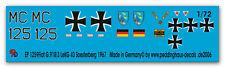 PEDDINGHAUS 1/72 1259 FIAT (G) . 91 R/3 lekg 43 soesterberg 1967