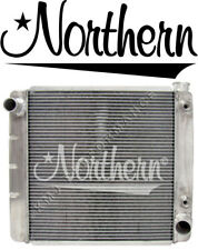Northern 209614 Aluminum Radiator Chevy GM 28 X 19 With Transmission oil cooler