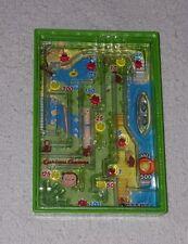 Vintage Curious George Handheld Maze Game