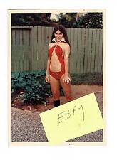 BRINKE STEVENS VAMPIRELLA 1973 PHOTO NEW! SAN DIEGO COMIC-CON