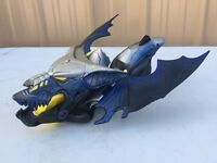 Vintage 1990 Batman's Batcycle DC Comics Kenner toys