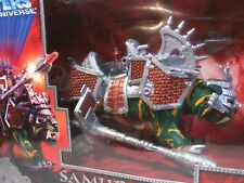 Masters Of The Universe Samurai Battle Cat 200x Mattel He-Man MOTU MIB sealed