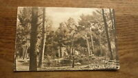 OLD POSTCARD OF SOUTH AFRICA, VIEW OF CAPE TOWN, THE PARK WYNBERG c1910