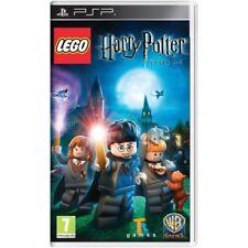 Sony PSP Lego Harry Potter Episodes 1-4 (psp) VideoGames