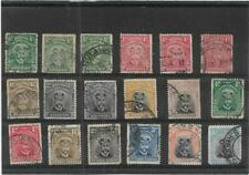 OLD BRITISH EMPIRE  RHODESIA ADMIRAL USED COLLECTION