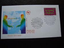 FRANCE - enveloppe 1er jour 9/1/2004 (un grand merci) (B1) french