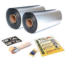 GTMAT Pro 25 SqFT 50mil Car Sound Deadener Automotive Insulation Material 2 Roll