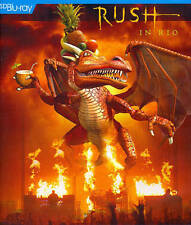 Rush - In Rio (Blu-ray Disc, 2015)