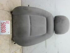 02 03 04-07 SATURN VUE LEFT FRONT DRIVER SIDE CLOTH SEAT TOP PART W/ HEAD REST