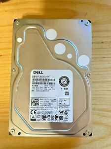 """DELL TOSHIBA 3.5"""" 4TB 7.2K 6GBPS SATA HARD DRIVE - 95M6K MG04ACA400NY"""