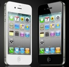 iPhone 4 8GB 16GB Unlocked Ready To Be Used With Any Network