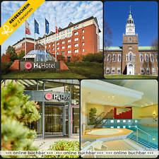 3Tage 2P 4★ H4 Hotel Hannover Laatzen Kurzurlaub Hotelgutschein Wellness Urlaub