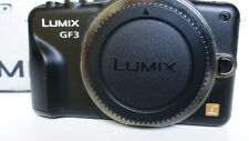 Panasonic LUMIX DMC-GF3 12.1MP Digital Camera  body - EXCELLENT!
