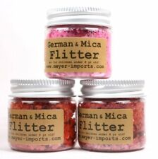 Mica Flakes Set of 3-Pinks and Reds- The Professionals Choice - 311-M-0710