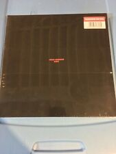 JOHANN JOHANNSSON - Mandy Soundtrack, Ltd RED COLORED VINYL LP Gatefold Sealed!