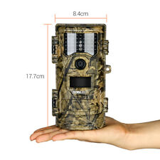 20MP HD 1080P Digital Trail Video Cam Outdoor Hunt Wildlife Game Camera IR
