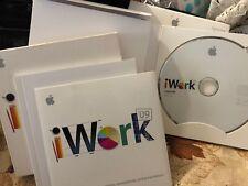 Apple iWork 09 V9.0.3 Install DVD