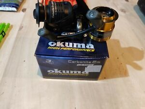 Okuma Carbonite 2m CBR-335m Fishing Reel Spare Spool