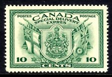 CANADA SPECIAL DELIVERY #E10 10c GREEN, 1942, MNH