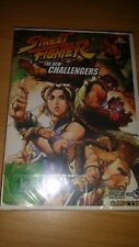 Street Fighter the New Challengers Anime DVD PAL READ DESCRIPTION English dub