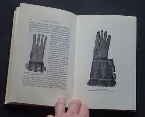 GLOVES: Their Annals & Associations by W. Beck: Clothing & Design / Crafts 1969